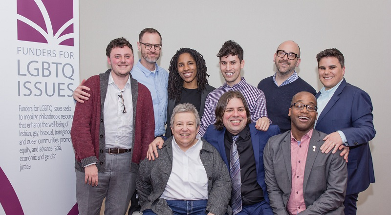 Funders For LGBTQ_Issues team photo